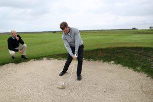 LJUNGHUSEN 2016-07-27 Ljunghusen Golfklubb, GOLF Foto: Andreas Hillergren