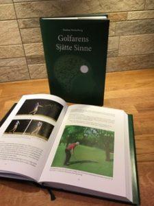 Golfarens Sjätte Sinne bokbild